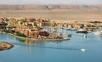 Three Corners Ocean View Hotel - Egypt, El Gouna,