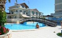 Villa Vasil - Řecko, Planos,