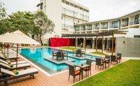 Camelot Beach Hotel - Srí Lanka, Negombo,