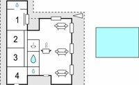 Rekreační apartmán FCA620 - Francie, Francouzská riviéra,