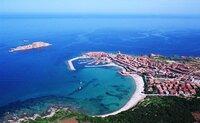 Residence Torre - Itálie, Isola Rossa,