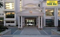 Santa Quaranta Premium Resort - Albánie, Saranda,