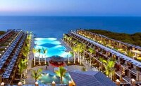 Cratos Premium Hotel, Casino, Port & Spa - Kypr, Kyrenia,