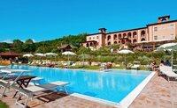 Saturnia Tuscany Hotel - Itálie, Toskánsko,