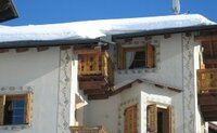 Casa Sul Fiume - Itálie, Livigno,
