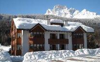 Residence Hermine - Cortina d´Ampezzo, Itálie