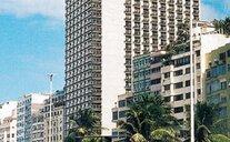 Rio Othon Palace Hotel - Rio De Janeiro, Brazílie