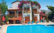 Hotel Zoe - Bali, Řecko