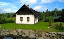 Chalupa Horní Heřmanice - Heřmanice u Králík, Česká republika