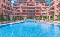 Hotel Efir - Slunečné pobřeží, Bulharsko