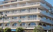 Hotel Les Tipaniers - Moorea, Francouzská polynésie