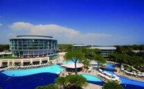 Calista Luxury Resort - Belek, Turecko
