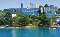Hotel Laguna Gran Vista - Zelena Laguna, Chorvatsko