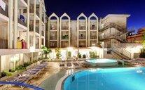 Hotel Palace - Lignano Sabbiadoro, Itálie