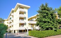 Apartmánový dům Jet - Lido del Sole, Itálie