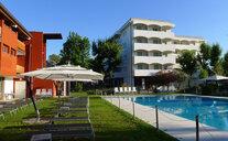 La Pergola Hotel e Dependance - Lignano Sabbiadoro, Itálie