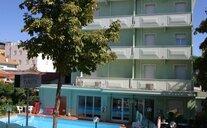 Residence Nautic - Rimini, Itálie
