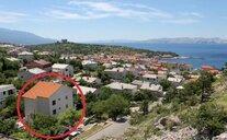 Ubytování 5562 - Senj - Senj, Chorvatsko