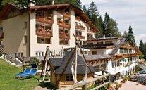 Hotel Chalet al Foss - Passo del Tonale, Itálie
