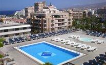 Hotel Zentral Center - Playa de las Americas, Španělsko