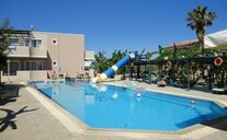 Hotel Sunshine - Tigaki, Řecko