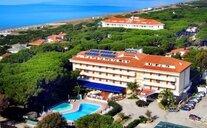 Hotel Parkhotel - Baia Domizia, Itálie