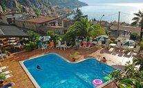 Hotel Europa - Limone sul Garda, Itálie