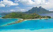 Hotel Conrad Bora Bora Nui - Bora Bora, Francouzská polynésie