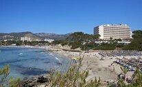 Universal Hotel Lido Park - Paguera, Španělsko