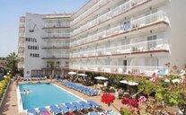 Hotel Garbi Park - Lloret de Mar, Španělsko