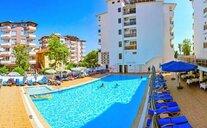 Eftalia Aytur Hotel - Alanya, Turecko
