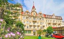 Hotel Fontána - Mariánské Lázně, Česká republika