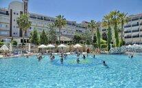 Side Corolla Hotel - Kumkoy, Turecko