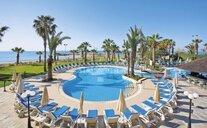 Golden Bay Beach Hotel - Larnaca, Kypr