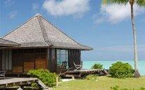 Hotel Matira - Bora Bora, Francouzská polynésie