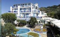 Hotel IL Gattopardo - Forio, Itálie