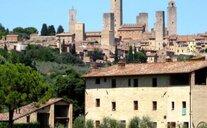 Fattoria Abbazia Monte Oliveto - San Gimignano, Itálie