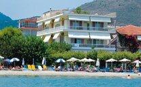 Nidrion Beach - Nidri, Řecko