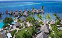 Manava Beach Resort & Spa - Ostrov Moorea, Francouzská polynésie