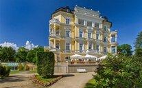 Hotel Imperial - Mariánské Lázně, Česká republika