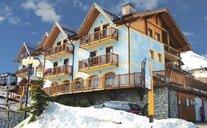 Hotel delle Alpi - Passo del Tonale, Itálie