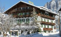 Hotel Pontechiesa - Cortina d´Ampezzo, Itálie
