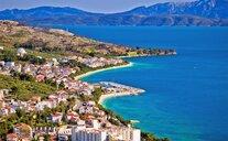 Residence Aqua - Tučepi, Chorvatsko