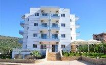 Hotel Heksamil - Saranda, Albánie