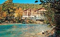 Silvretta Parkhotel - Švýcarské Alpy, Švýcarsko