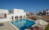 Hotel Perla - Agios Prokopios, Řecko