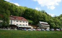 Hotel Skalní mlýn - Moravský kras, Česká republika