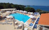 Hotelový komplex Funtana - Funtana, Chorvatsko
