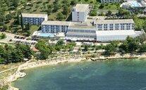 Hotel Plavi - Zelena Laguna, Chorvatsko
