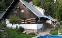 Chalupa Říčky - Orlické hory, Česká republika
